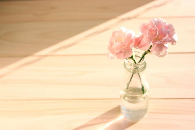 母の日にカーネーションの花束を今年は通販で選ぶ注意点3つ